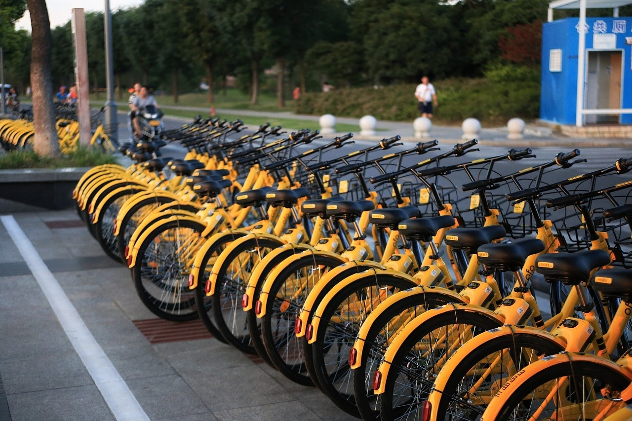ŽS Slovensko spolu s Antikom spúšťajú službu zdieľania bicyklov