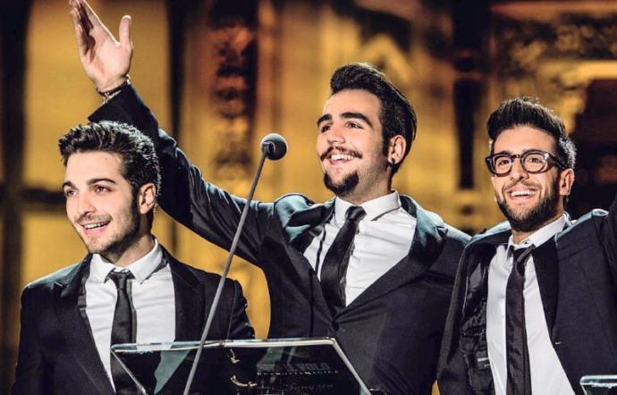 NOTTE MAGICA: Il fenomenale trio IL VOLO in concerto a Bratislava!