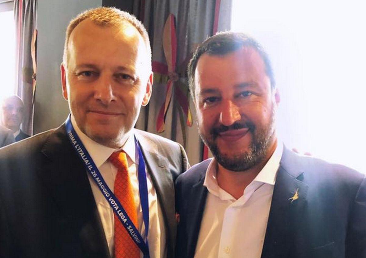 Zhromaždenie populistických strán v Miláne: Kollár podporil Salviniho