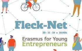 Erasmus per giovani imprenditori arriva al Fleck-Net