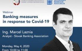 WEBINÁR: Bankové opatrenia ako reakcia na Covid-19