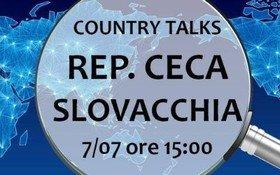 WEBINAR: Nuovi scenari del business in Repubblica Ceca e Slovacchia