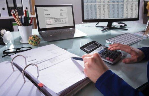 Dane a účtovníctvo